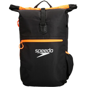 speedo Team III Zwem- en Tri Transition rugzak 30l oranje/zwart